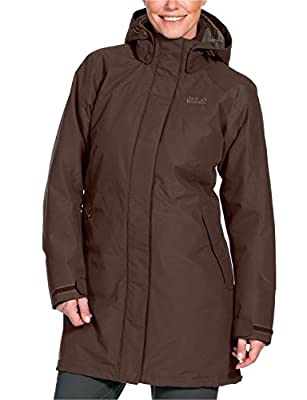Jack Wolfskin Damen 3-in-1 Mantel Ottawa Coat von Jack Wolfskin auf Outdoor Shop