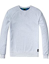 Scotch & Soda Jersey Crewneck Mens Sweat