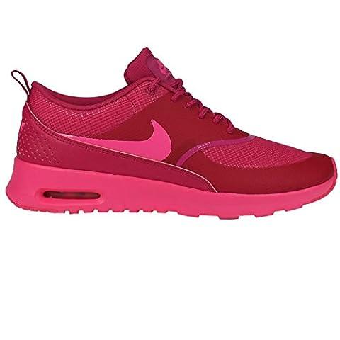 Nike Damen Sneaker rosa 42