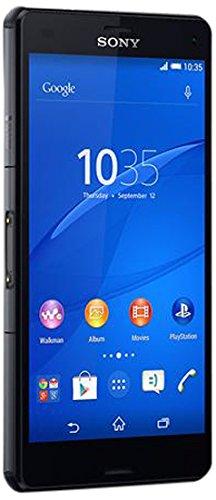 Sony Xperia Z3 Compact - Smartphone Android  Pantalla 4 6   C  mara 20 7 Mp  16 GB  Quad-Core 2 5 GHz  2 GB RAM   Negro