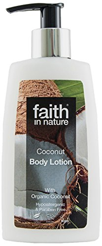 Faith in Nature Coconut Body Lotion 150 ML (order 6 for trade outer)