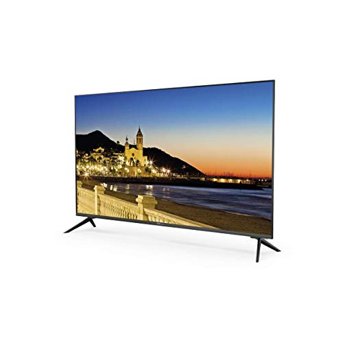 410OGvWNrtL - Televisor Led 50 Pulgadas Ultra HD 4K Smart, TD Systems K50DLX9US. Resolución 3840 x 2160, HDR10, 3X HDMI, VGA, 2X USB, Smart TV.