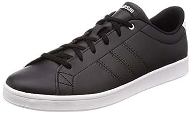 adidas Advantage Clean QT, Chaussures de Fitness Femme, Noir (Cblack/Cblack/Ftwwht Db1370), 42 2/3 EU