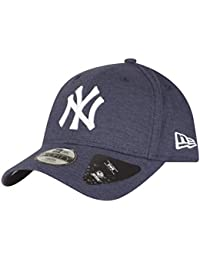 Amazon.it  Cappellino New York - Blu   Cappellini da baseball ... 2420e31d9e88