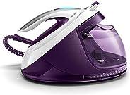 Philips Perfect Care Steam Iron, 2700 Watt, Purple, GC9660/36