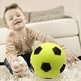 6 boules de jouet du football du yoga 15cm pour des boules de mousse de cadeau d'enfants d'enfants