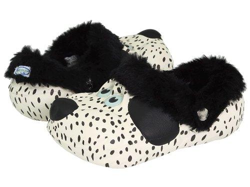 Polliwalks, Pantofole per bambini con cagnolino, a pois