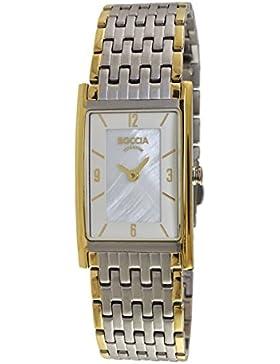 Boccia Damen-Armbanduhr 3212-09