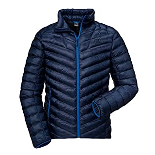 Schöffel Herren Val d Isere 2 Thermojacket, Dress Blues, 50