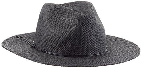 Marc O'Polo Damen Hut 703813101001, Grau (Desert Black 987), One Size