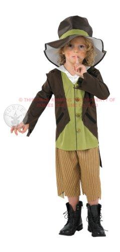 Kinder Kostüm Artful Dodger Oliver Viktorianisches Outfit (Kostüm Dodger Kind's Artful)