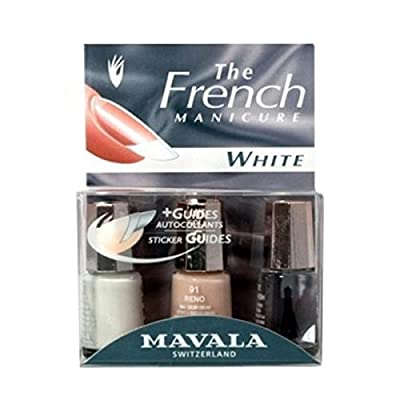 Mavala The French Manicure, White