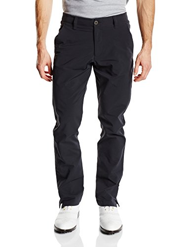 Under Armour Herren Golf Hose Matchplay Taper Pants, Black, 34/34