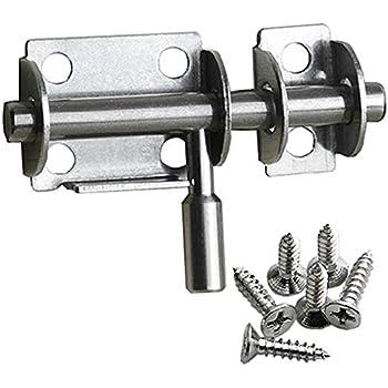 Trixes 50 mm Türriegel für Badezimmer, Toilette, Schuppen