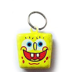 Pawzone Sponge Bob Dog Collar Bells(1 piece)