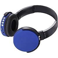 SamMoSon 2019 Auriculares Diadema, Cascos Bluetooth Inalambricos,Ver-Ear Teens con Micrófono Auriculares