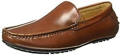 Bata Mens Pmcam Tan Formal Shoes - 11 UK/India (45 EU)(8513824)