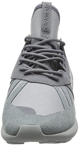 adidas Tubular, Sneakers Hautes homme Gris (Grey (Grey/Grey/Lgh Solid Grey)Grey/Grey/Lgh Solid Grey)