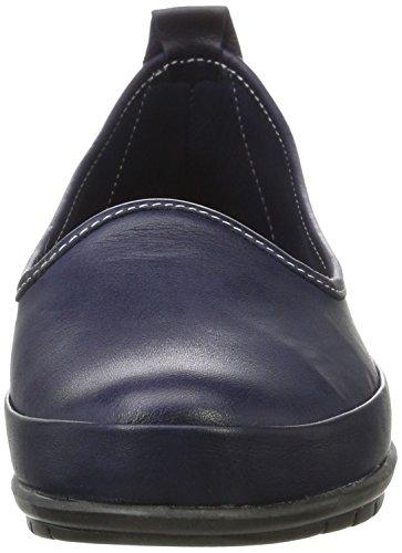 Andrea Conti 0024518, Mocassini Donna blu (dunkelblau)