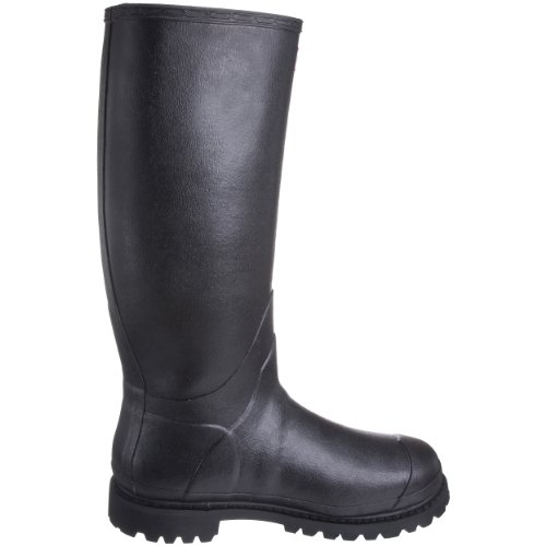 Hunter Balmoral Sovereign Wellies, Boots mixte adulte Noir-V.6