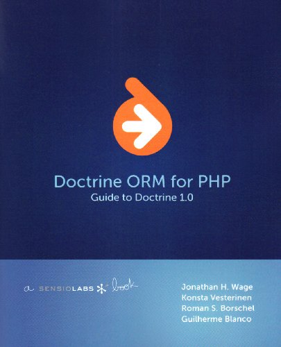 Doctrine Orm for PHP