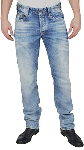 Preisvergleich Produktbild PME Legend - Pall Mall Regular jeans GREYHOUND PTR190-CDWGr.31 / 32