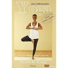 Yoga para embarazadas (+DVD) (Yoga (e.L.A.))