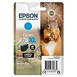 Epson Original 378XL Tinte Eichhörnchen, XP-8500 XP-8600 XP-8605 XP-15000, Amazon Dash Replenishment-fähig (cyan)