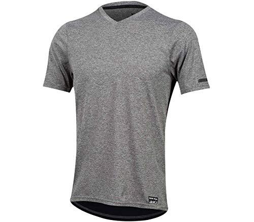 PEARL IZUMI Performance T-Shirt Herren Smoked Pearl/Black Größe L 2019 Radtrikot kurzärmlig (Radtrikot Pearl Izumi Herren)