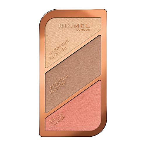 Rimmel London Sculpting Palette