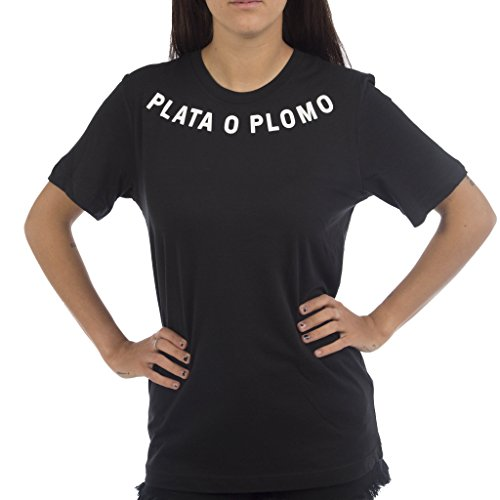 plata-o-plomo-t-shirt-woman-large