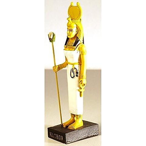 Cadeaux creation-Estatua Dios egipcio Hathor Egipto antigua