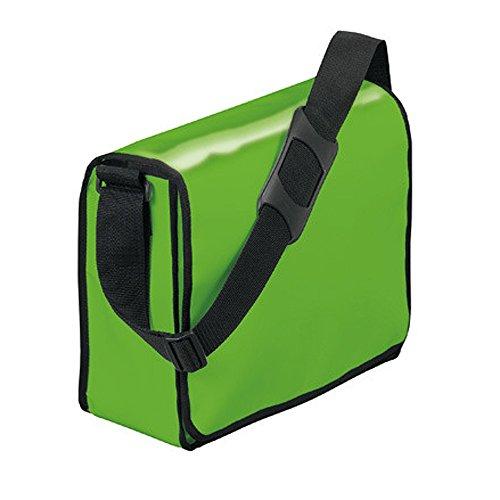 Halfar LorryBag® ECO - Borsa a tracolla meadow green