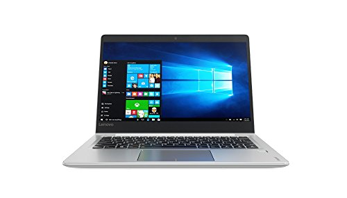 Lenovo IdeaPad 710 Plus 33,8 cm (13,3 Zoll Full HD IPS matt) Notebook (Intel Core i5-7200U, 8GB RAM, 256GB SSD, Intel HD Grafik 620, Windows 10 Home) silber