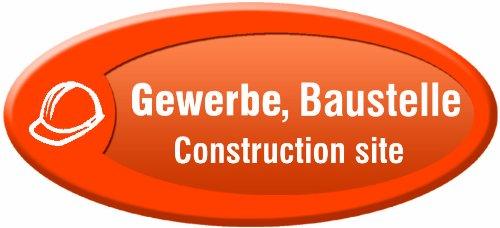 as – Schwabe 10725 Iron Coat Profi-Metall-Kabeltrommel, 25 Meter, 230 V, 16 A, Gewerbe / Baustelle - 2