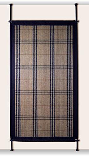 """Versalles casa modas PP016–51bambú Panel de privacidad, 38""""x 68, marrón/café"""