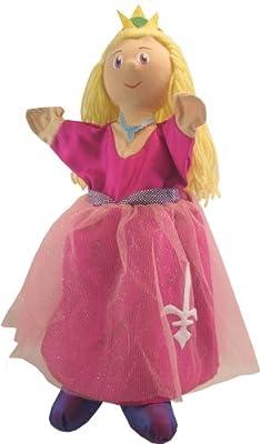 - Marioneta de mano Princesa por Au Sycomore