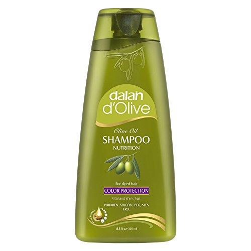 [NEW PRODUCT] Dalan d'Olive Olive Oil Shampoo COLOR PROTECTION 13.5 fl oz (400 ml) by dalan d'Olive