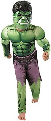 Hulk Costume Deluxe - Childrens Disfraz