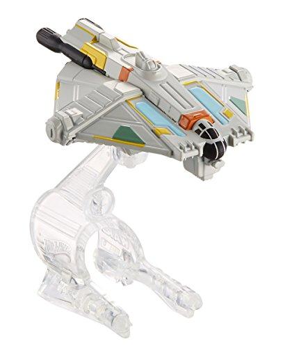Hot Wheels Star Wars Starship Rebels Ghost Vehicle by Mattel