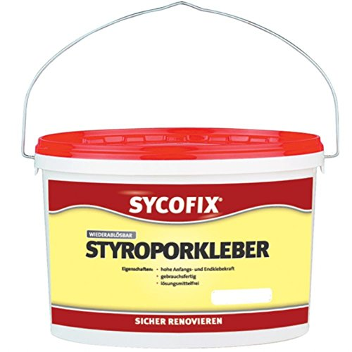 SYCOFIX Styroporkleber (wiederablösbar) (4 kg)