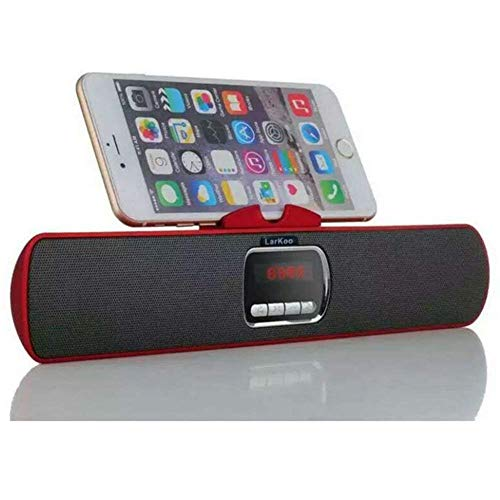 Larkoo Altavoces Manos Libres Inalambrico Bluetooth Aaltavoz Recargable Ultra Portable Mobile Stereo...
