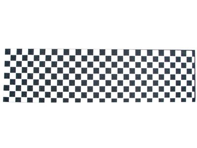 Black Diamond Checkered White Griptape
