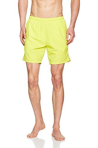 BOSS Hugo Boss Herren Badeshorts Seabream Gelb (Bright Yellow 733)