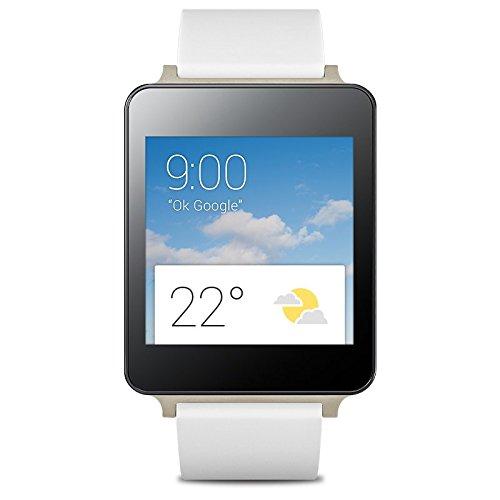 LG G Watch (White Gold)