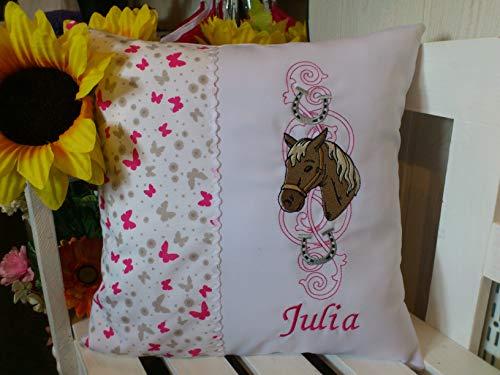 Geburt,Taufe (Pferdekopf rosa/pink) ()