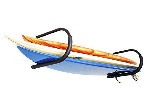 Protek Indoor Outdoor SUP Board Paddleboard Snowboard Surfboard Wakeboard Ski Aufbewahrung Deckenhaken oder Wandhalterung Display Rack Wiege