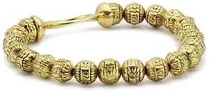 Pilgrim Damen-Armband Charms Messing vergoldet 560-949