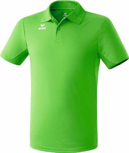 erima Kinder Poloshirt Funktions, green, 128, 211344