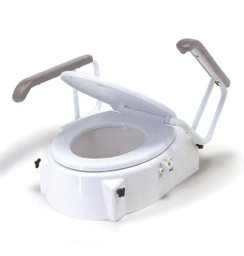 Toilettensitzerhöhung TSE-1, Toilettenhilfen
